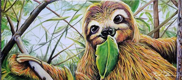 Sloth-Love